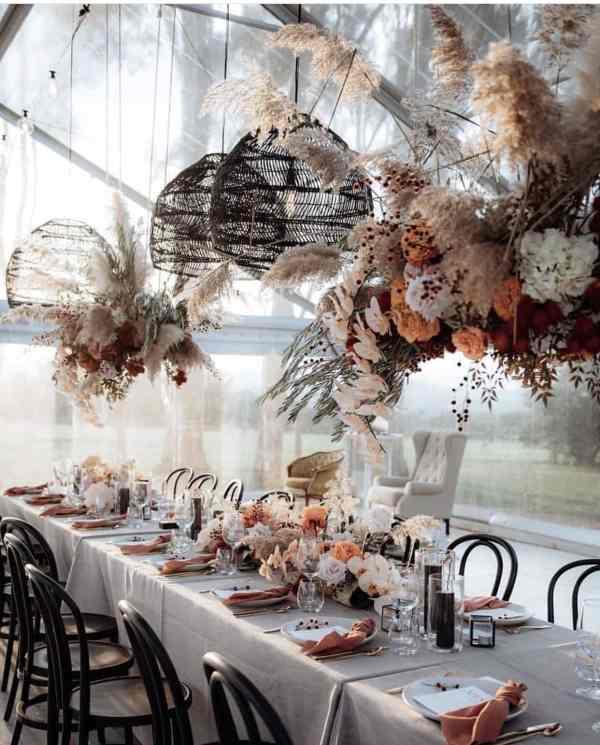 Chic White Wedding Theme: My Favorite Interior Style Series: Boho Chic