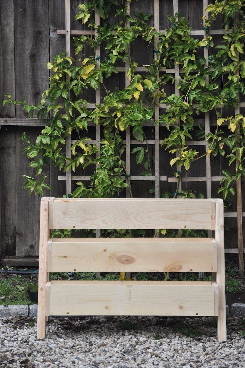 Magnificent Diy Tiered Strawberry Planter Vertical Garden Ideas Caraccident5 Cool Chair Designs And Ideas Caraccident5Info