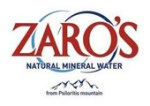 Zaro's Φυσικό Μεταλικό Νερό