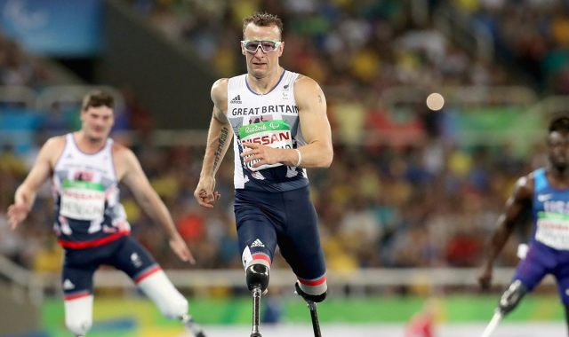 Paralympics Team GB - They Just Keep Giving - HydrateM8