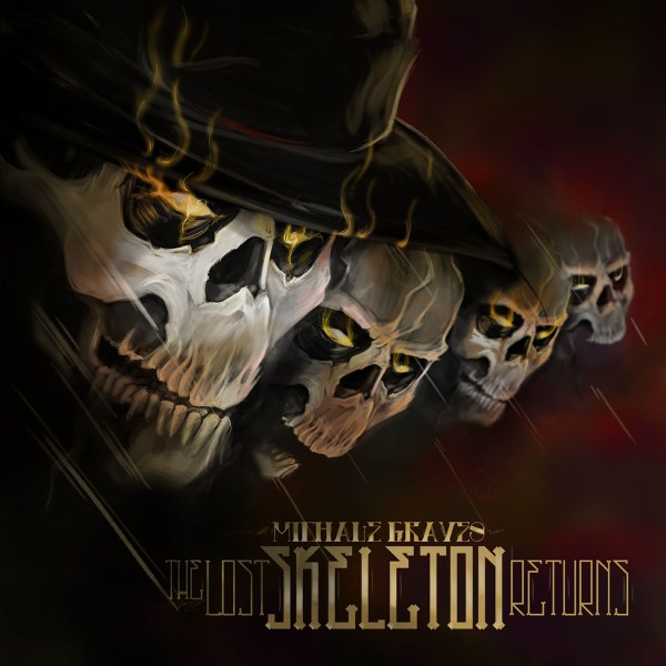 Michale GravesThe Lost Skeleton Returns