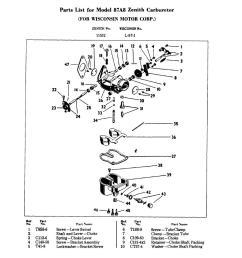 zenith carburetor diagram [ 921 x 1182 Pixel ]
