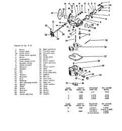 zenith carburetor exploded view [ 929 x 1197 Pixel ]