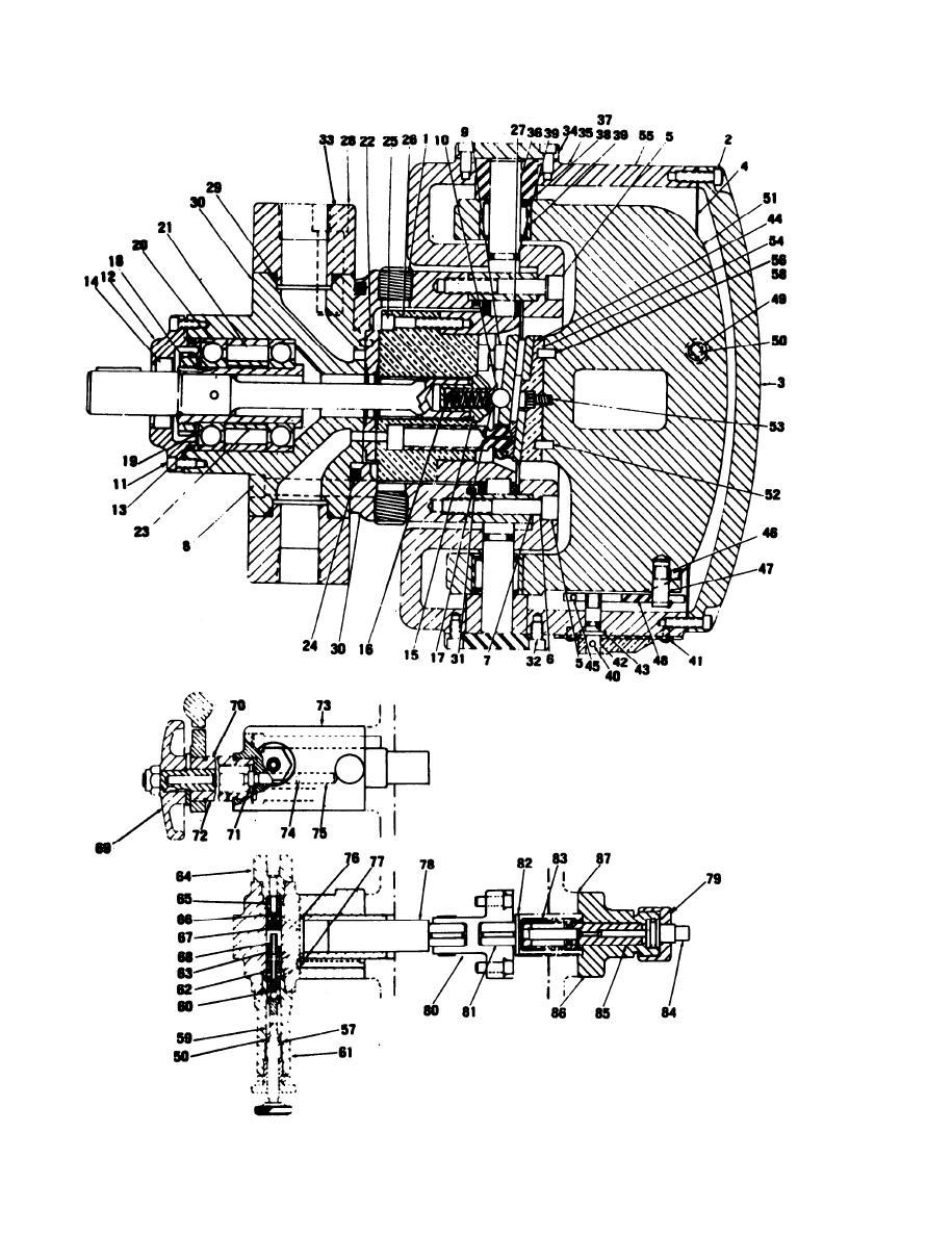 Figure C-26. Hydraulic Pump