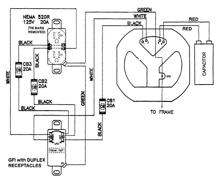 FIGURE 1. Wiring Diagram