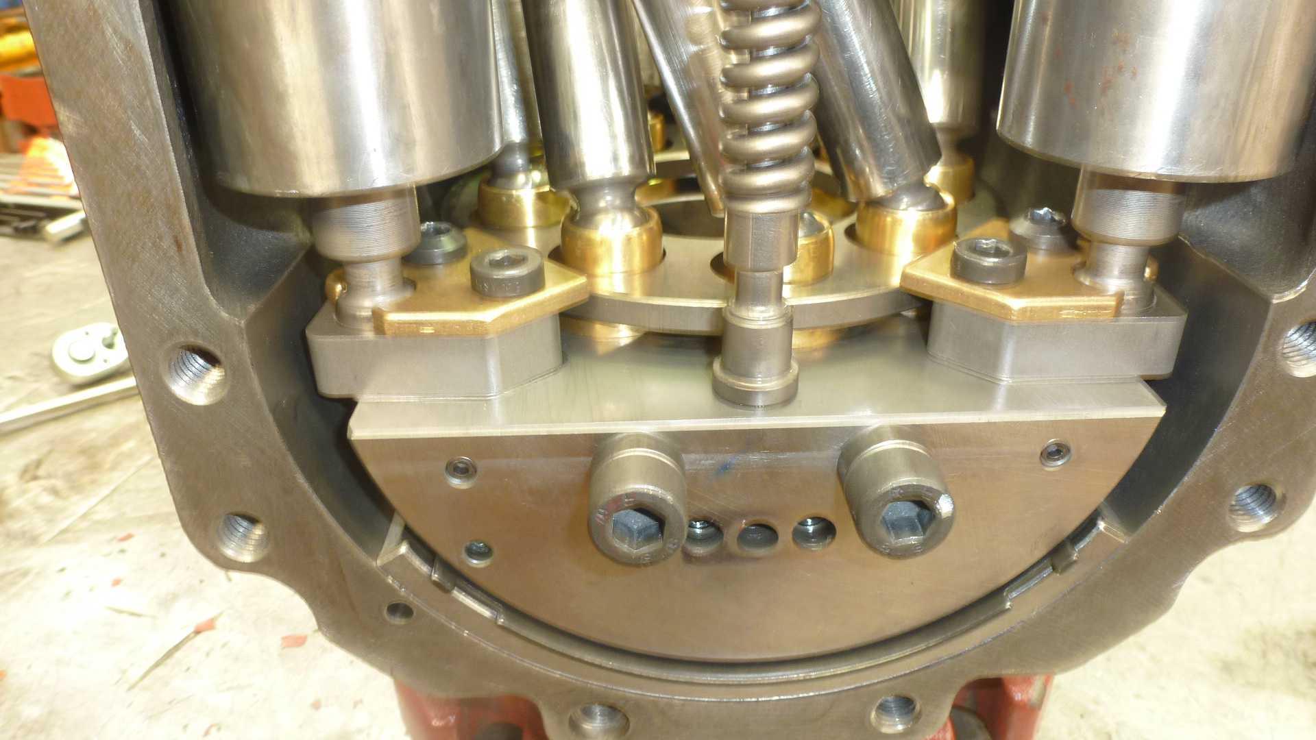 Problme Pompe Linde BPV Moteur BMV Rparation Pompe