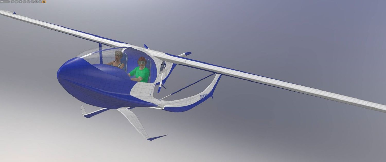 CALAMALO Aviation Fabriquant Hydravion foils Manufacturer Seaplane Seafoils