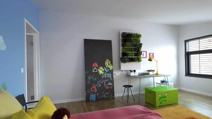 smart home indoor garden