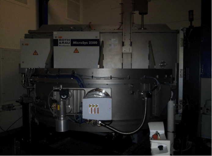 Intervention sur réseau de refroidissement Mégatron de l'Observatoire de Nice