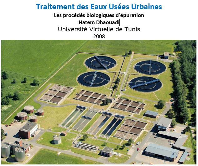 Traitement des eaux usees urbaines
