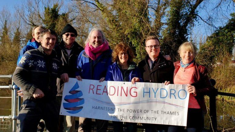 Reading Hydro Board