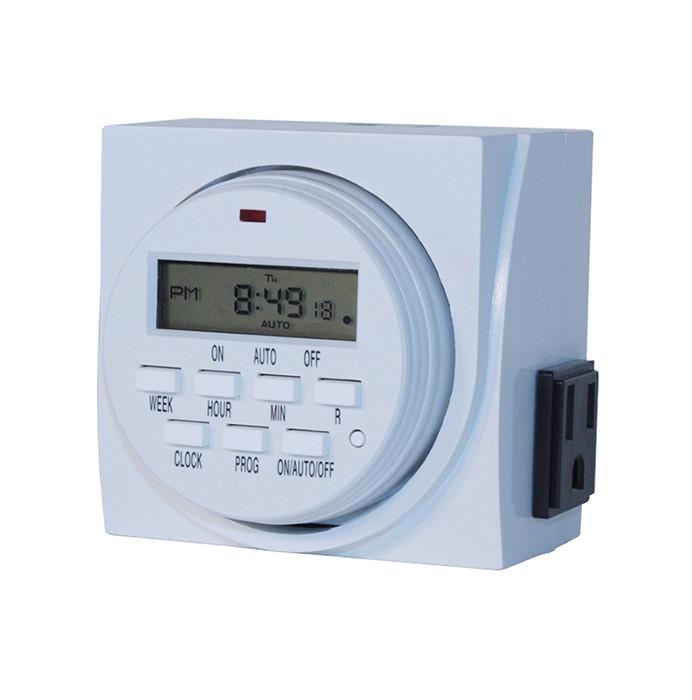 115v Outlet Timer