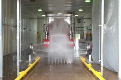 Automated Fleet Wash Equipment Features & Why They Matter