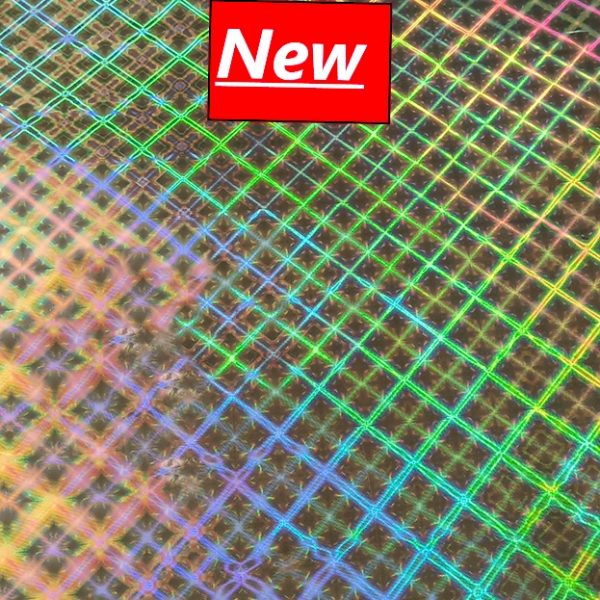 Laser and Holographics Patterns