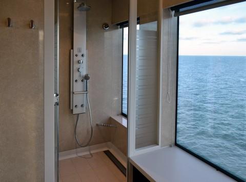 Eco nano powłoka hydrofobowa do kabin prysznicowych