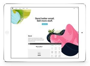 mailchimp ipad 1