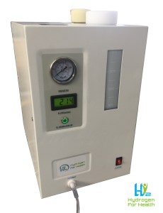 H2 breathing machine
