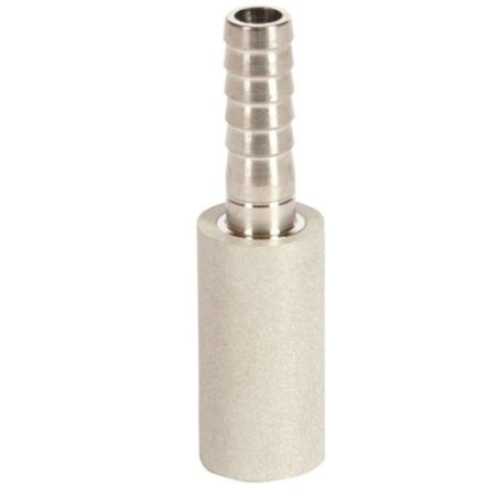 - Stainless Steel Hydrogen Diffusion Stone 1