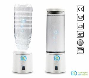 PEM water bottle