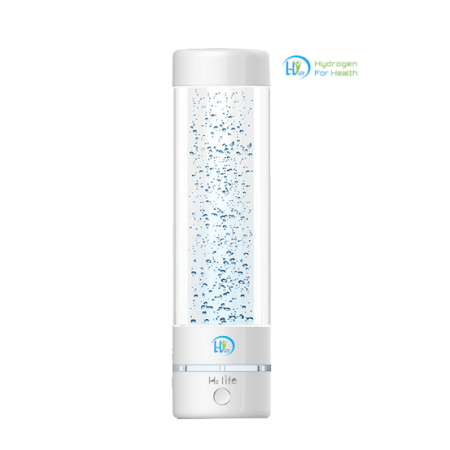 H2 Life hydrogen water bottle