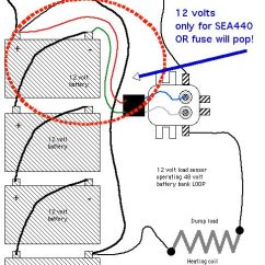 2 Way Wiring Diagram For Lights Poe Charge Controller Battery Wind Turbines Sustainable Energy Breeze Winds Scorpion Hornet ...