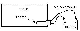 DC water heating elements $19.95 12 volt water heater