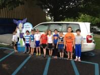 parkette boys with hydrogen car and hydrojen