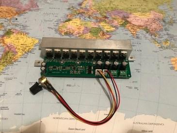 advanced 10 FET PWM unit minimizes energy loss