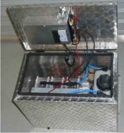 Gen 10 hydrogen system in Aluminium enclosure