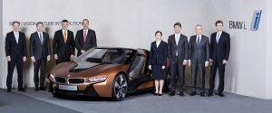 BMW future gamme elec