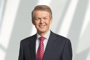 Prof. Dr. Thomas Weber, Vorstandsmitglied der Daimler AG, Konzernforschung und Mercedes-Benz Cars Entwicklung