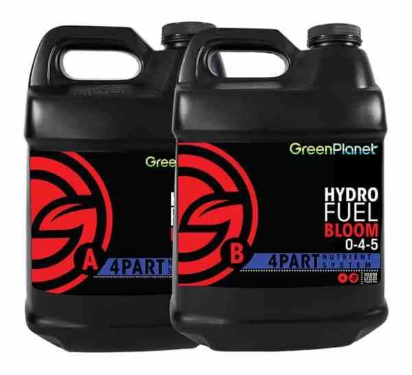 Hydro Fuel Bloom A & B 10 L