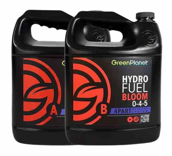 Hydro Fuel Bloom A & B 4 L