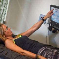 Hydro Massage Chair Cheap Cushions Fitness Club Member Using Hydromassage