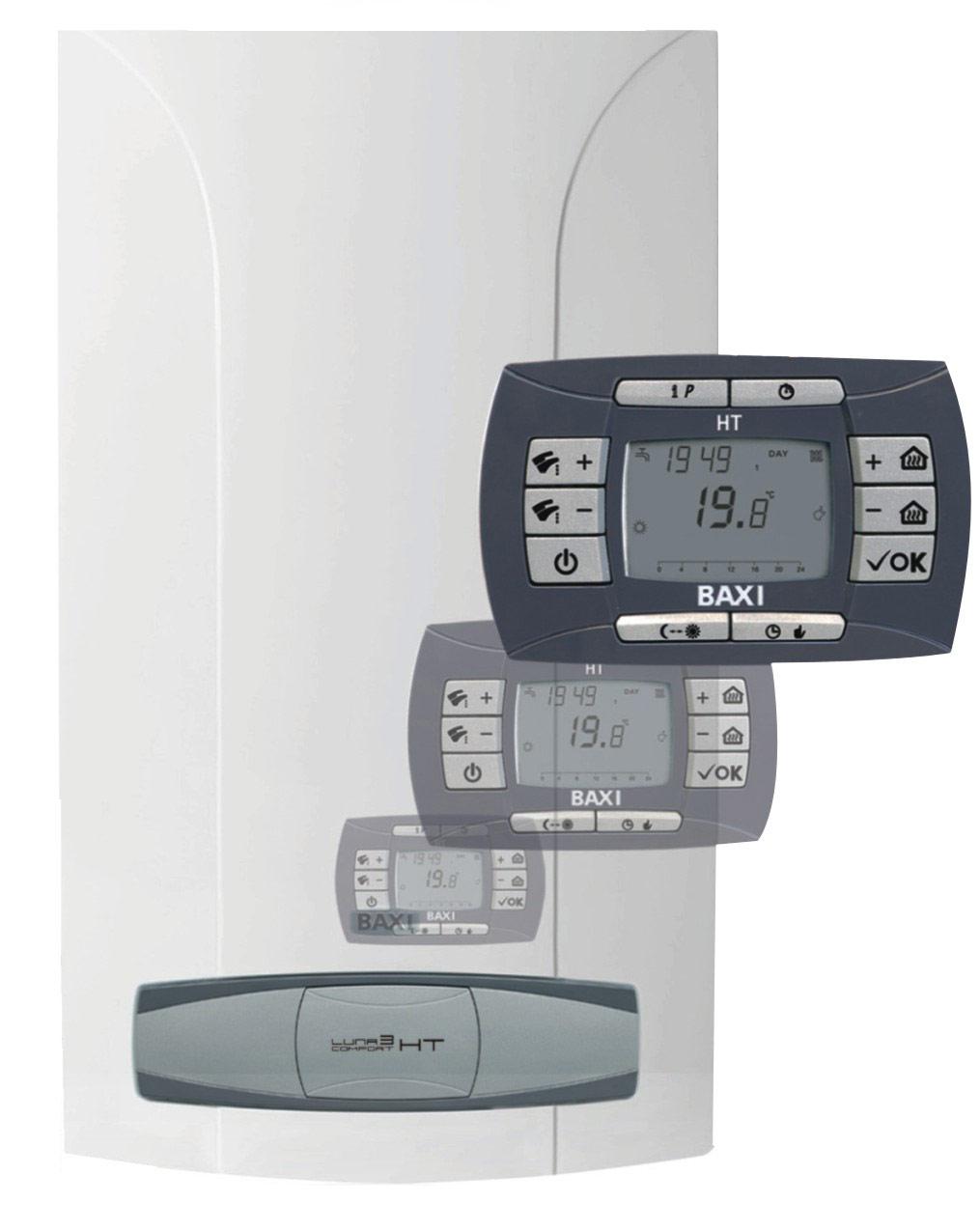 hight resolution of baxi luna 3 boiler