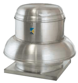 industrial commercial exhaust fans in