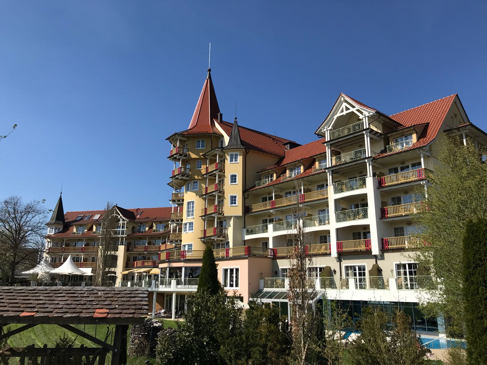 New Pilot Project in Luxury Hotels in Fichtenau-Neustadtlein - HydroPATH Again !