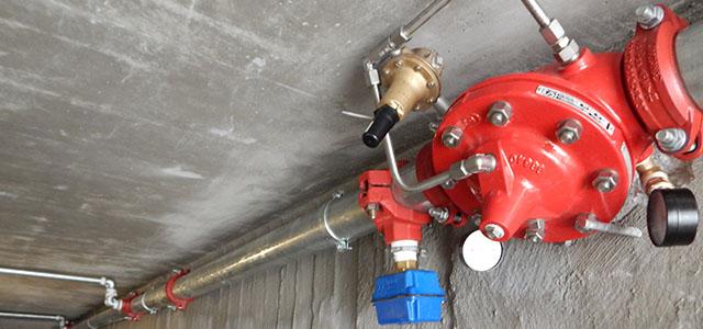 Εγκαταστάσεις πυροσβεστικών συστημάτων, Hydroserve