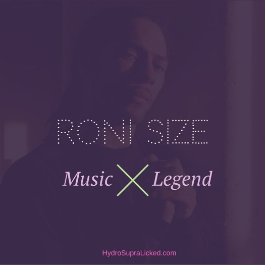 New Forms Roni Size and and Reprazent