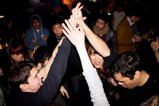 Chelsea Marie Hicks : Dance party unity