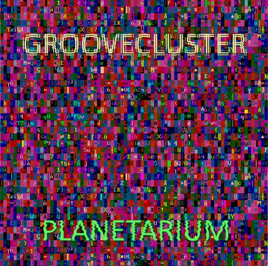 Planetarium EP by Groovecluster