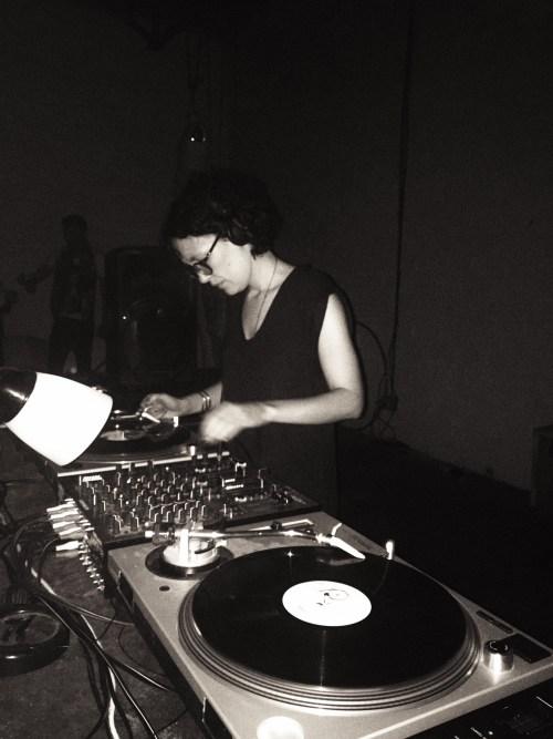 K.atou Janet Davis Athens Greece Techno
