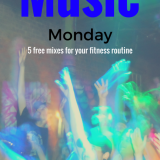 Music Monday mixes for November workouts