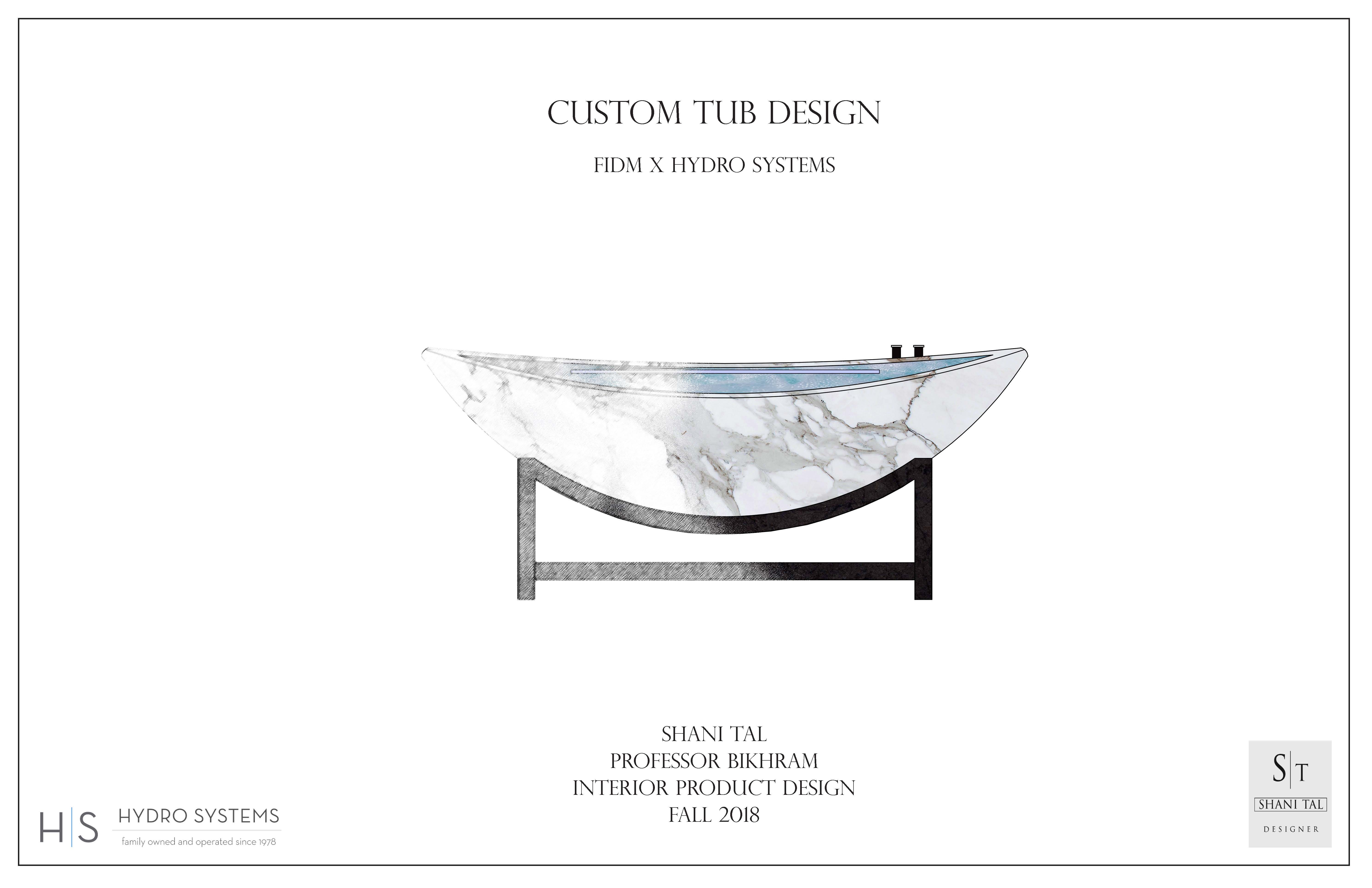 Hydro Systems Announces Winner Of 2nd Design A Tub