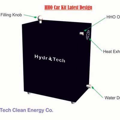 Hydrotech HHO fuel saver kit