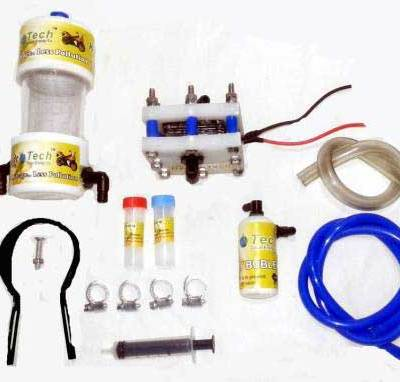 HHO kit for bike dry cell open kit