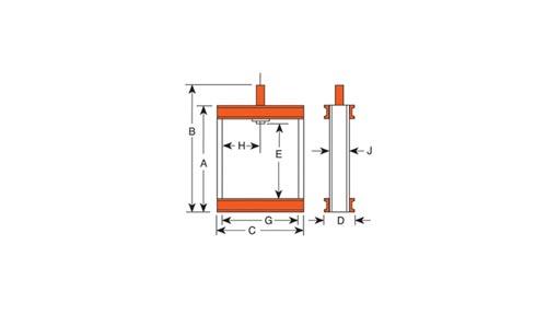 Hydrotools, Hydrotools, SP: H Frame 10T