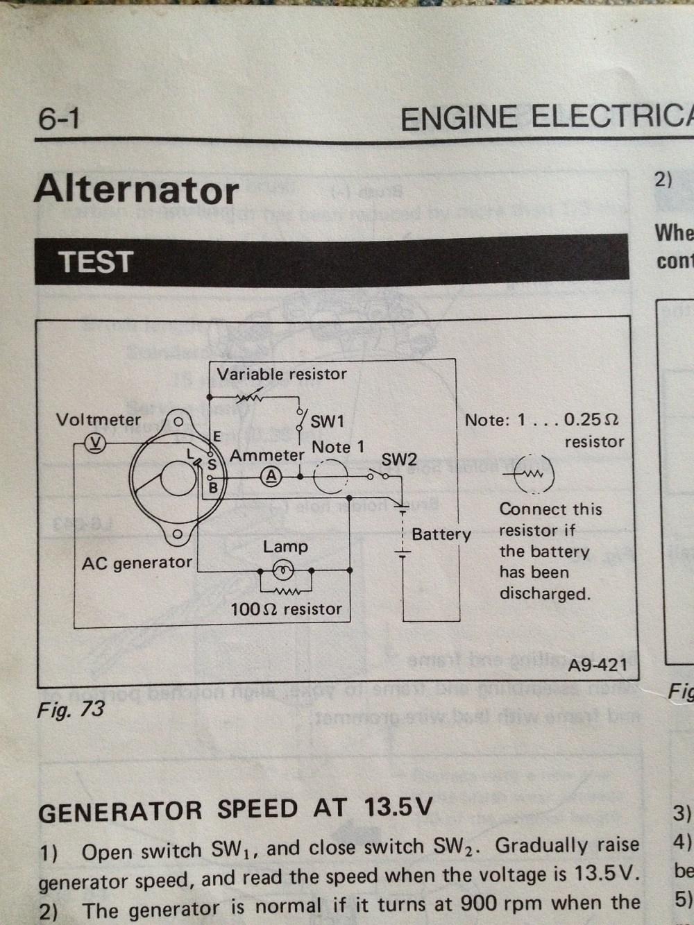 medium resolution of 1985 subaru gl wagon alternator wiring diagram old gen 80 s gl subaru forester alternator wiring subaru alternator wiring source 2002 h6 outback