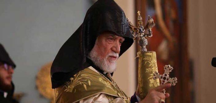 His Holiness Catholicos Aram I