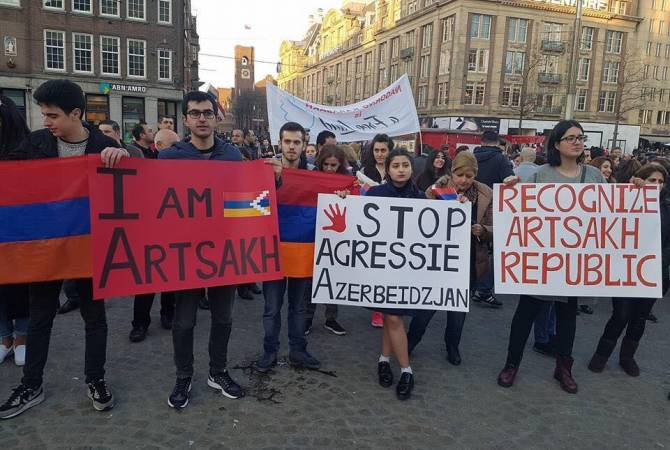 the Dutch Armenian Committee for Justice and Democracy